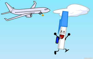 Bfdi Skybiving by thedrksiren