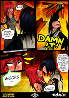 Bleach/Soifon/SECOND12page by TayakoX