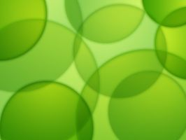 Bubbles Green 1600 by XClimax