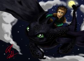 Como entrenar a t dragon by DrawingSpirit2015