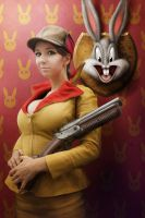 Wabbit Season by AndrewDobell