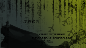 Project Pronies Wallpaper Chrome by jonnydash