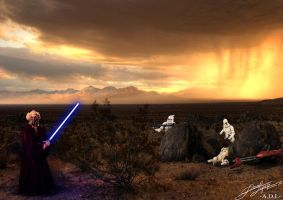 Save us, master Plo by adlpictures