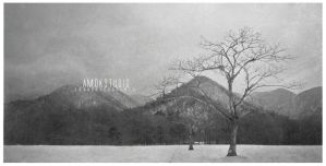 Winter Tree by Amok-Studio
