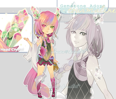 (CLOSED) Gemstone Adopt Auction: Tourmaline by sakonma