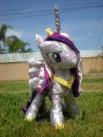 Princess Cadence ragdoll view 1 by joitheartist