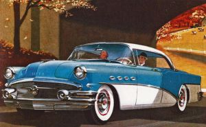 age of chrome and fins: Buick 6a by Peterhoff3