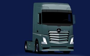 2013 Mercedes Actros by embeembe