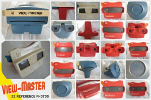 View-Master reference by deiby