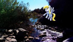 Derpy Hooves Nature Wallpaper by InternationalTCK