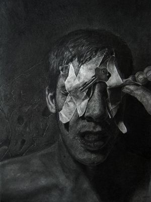Self Portrait of the soul by WJLACEY