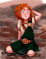 Merida (Gender bender) by Ripushko