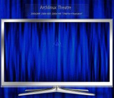 Archlinux Theatre HD by ilnanny