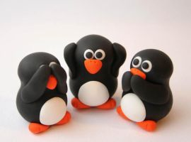 SNE Penguins by fliepsiebieps