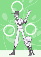 Hey Batter Batter by bird-kings
