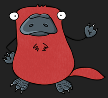 Pierre, The Platypus by arkaine