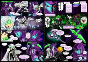 Danny Phantom Rebirth pg 11+12 by slifertheskydragon