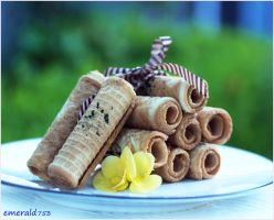 Rolled Cookie Sticks by theresahelmer