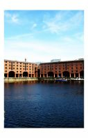 2009 Wales - Albert Dock by adamwolf