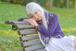 I'm always thinking of you by Hitomi-Cosplay
