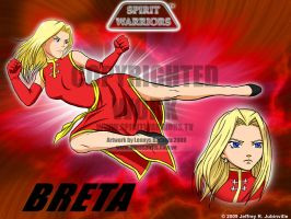 Breta Wallpaper by LenBarboza