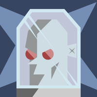 Mister Freeze by mrbrownie