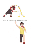 French Ry by AkiraChal