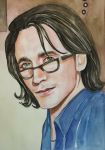 Just Loki, with Glasses by golikethat
