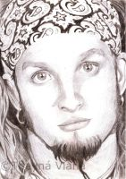 Layne Staley II by Cruz-666