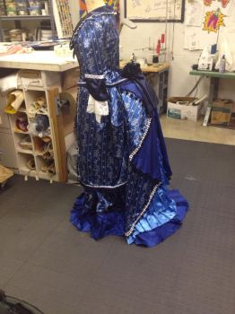 Christine Wishing Gown, View 2 by audrey-vista