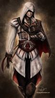 Ezio Auditore di Firenze - AC2 by Ninjatic
