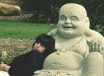 Buddha and Gia. by Undecided-shoe