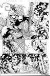 A  Spider Man 596 page by PauloSiqueira inks by kwill916