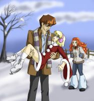 YGO: Winter Memories by Ty-Chou