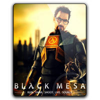 Black Mesa Source Icon by dylonji