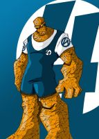 The Thing by Rohane
