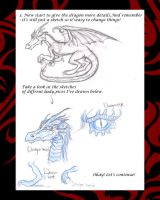 Dragon tutorial part 2 by FantasyMaker