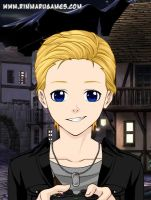 Jace Wayland from the mortal instruments by markiplierlover111
