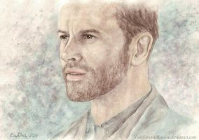 1264 Deductionist (Jonny Lee Miller) by YourFavoriteRussian