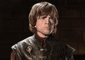 Tyrion Lannister by tuonenjoutsen