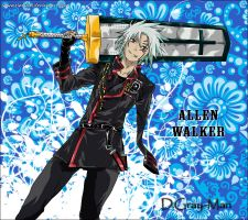 I Love Allen Walker by Timagirl