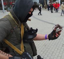 Mondocon S.T.A.L.K.E.R Cosplay 2 by Stholm