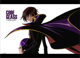 Code Geass - Lelouch by Idril17