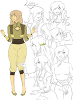 New OC: Liling by lonehuntress