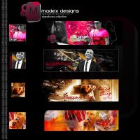 New Signatures Collections - M by madexdesigns