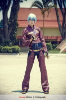 Kula Diamond (male version) by Kiefer-Ramius