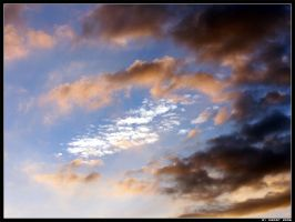 Eating - Clouds V by Hiersein
