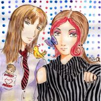 Me and Ruby by summer-birds