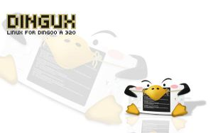 Dingux      Linux for Dingoo by oOo-n3o-oOo