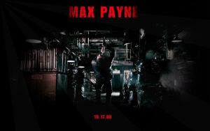 Max Payne - Movie Wallpaper by name23